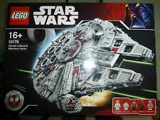 Lego Star Wars Millennium Falcon 10179 Limited First Edition