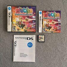 Elebits: The Adventures of Kai and Zero (Nintendo DS, 2009) Authentic, Works CIB