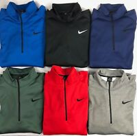 Men's Nike Therma Dri-Fit Big & Tall Quarter Zip Jacket