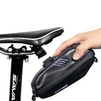 Bicycle Bike Saddle Bag Seat Tail Cycling Frame Waterproof Storage Rear Pouch