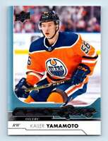 2017-18 Upper Deck Young Guns Kailer Yamamoto RC #202