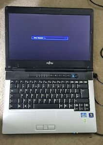 Fujitsu  lifebook s751 i3 For Spares And Repairs
