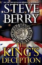 The Cotton Malone: The King's Deception by Steve Berry (2013, Hardcover)