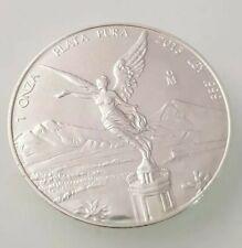 2013 Mexico Plata Pura Coin 999 Silver 1 Ounce  1oz