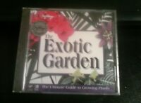 The Exotic Garden Ultimate Guide to Growing Plants Windows CD-Rom