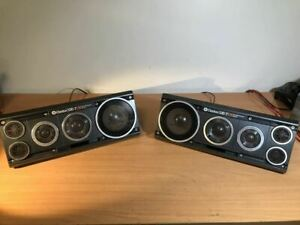 Clarion OD7 Vintage Car Speaker TS-X od Tested Working Good F/S