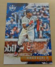 2019 Panini Diamond Kings RONALD ACUNA JR #40 - Melbourne Aces - Aussie Baseball