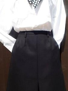 NEW Genuine METROPOLITAN WPC Woman Police Officer dark blue Uniform Skirt Sexy