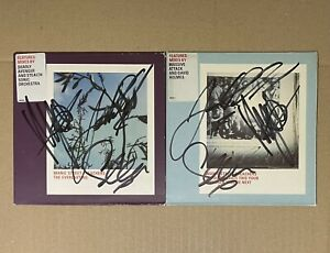 Manic Street Preachers - Two Signed CD's