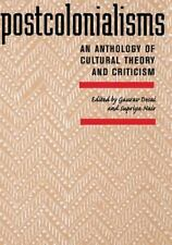 Postcolonialisms: An Anthology of Cultural Theory and Criticism, Gaurav Gajanan