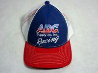 AJ Foyt Racing #14 ABC Supply Co, Mesh strapback Indy Car Cap Adjustable
