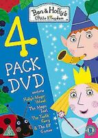 Ben & Holly's Little Kingdom - The Magic Collection DVD Nuovo DVD (EO10816D)