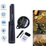 Waterproof Handheld Pin Pointer Probe Metal Detector Automatic Tuning Holster N