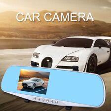 Profesional Dashcam Auto Retrovisor Mini Cámara de Vídeo Tono Imagen Toma Unfall