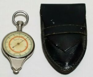 MARITIME NAUTICAL GERMANY INCHES/ MILES COMPASS