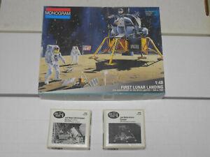 Monogram  First Lunar Landing  1/48  + Extra