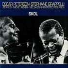 Oscar Peterson Stephane Grappelli Skol (Nuages, How About You) 1990 Pablo CD