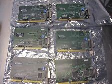 Lot of 6 National Instruments AT-GPIB/TNT IEEE 488.2 Interface Cards AT GPIB/TNT