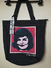 Pepe jeans by Andy Warhol cabas