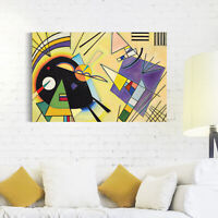 Canvas Art Print By Wassily Kandinsky,Canvas Art Painting,Fine Art Reproduction