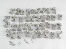 Unkown Miniatures CI2 I4 Archers & Swordsmen x 38 Eastern Irregular? Essex?