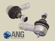 MGA 1500, 1600 ,MG MIDGET, AH SPRITE >'71 GREASEABLE TRACK ROD ENDS x 2 (GSJ169)