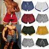 Men Comfortable Cotton Casual Short Pants Gym Sports Beach Running Shorts