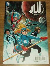 JUSTICE LEAGUE UNITED JLU #16 DC COMICS NM (9.4)