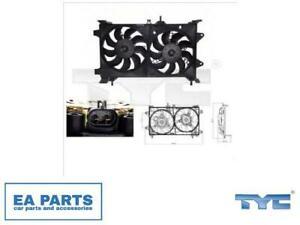 Fan, radiator for FIAT TYC 809-0002