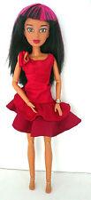 SPIN MASTER Liv Doll ALEXIS 2009 Jointed Hazel Eyes + Moonlight Dance Dress