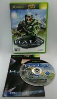 Halo: Combat Evolved Not for Resale Video Game for Microsoft Xbox PAL TESTED