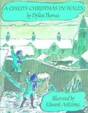 A Child's Christmas in Wales-ExLibrary
