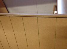 Moisture Resistant Tongue & Groove Cladding Panels Panelling 60 x120 & Top strip