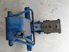 1968 Ford 3000 Diesel Tractor Seat Bracket Blue Paint Complete