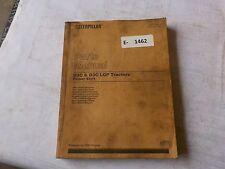 Cat D3C, D3C LGP Parts Manual