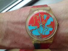 Swatch GENT VINTAGE COLLECTION(2000)GK310 Madan watch NOS Otto Steininger DESIGN