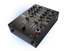 Mixars MXR-2 2-Ch Effect Mixer with Built-In 4/4 Soundcard REFURB!