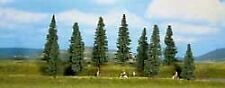 WALTHERS SCENEMASTER HO SCALE PINE TREES LARGE (10) 949-1158