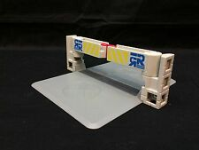Rokenbok Monorail Railroad Crossing  Gate Accessory VGUC!