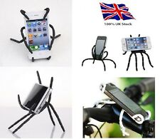 Universal CAR Bike Flexible Phone Holder Hanging Mount Stand for Mobile Phones