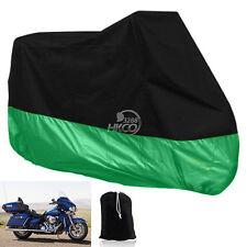 XXXL Motorcycle Storage Rain Dust Cover For Honda Goldwing 1100 1200 1500 1800