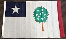 Mississippi Republic with Magnolia Polyester 3x5 Foot Flag Us Historical Banner