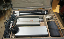 SONY VIDEO CAMERA KIT VCK-2100A WITH VCK-2100A CAMERA;STAND; LENSES;CASE & MORE