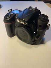 Nikon D7000 16.2 MP Digital SLR Camera with 12V conversion