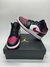 Jordan 1 Mid bred toe GS