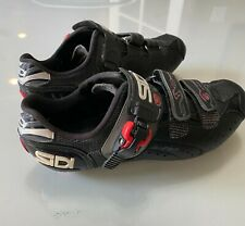 Sidi Carbon Millenium 3 Road Cycling Shoes Size 43