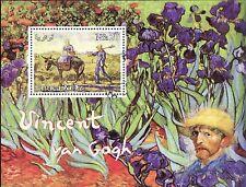 Eritrea 2003 - Kunst/Art/Gemälde (Van Gogh)