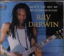 Ray Darwin-Dont Let Me Be Misunderstood cd maxi single sealed