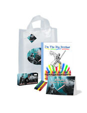 I'm The Big Brother Gift Bag-Darth Vader-Single use Camera/kid/child (Pkg-869)