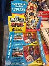 TOPPS Match Attax 17/18 bournemouth base set and foils man of the match set more
